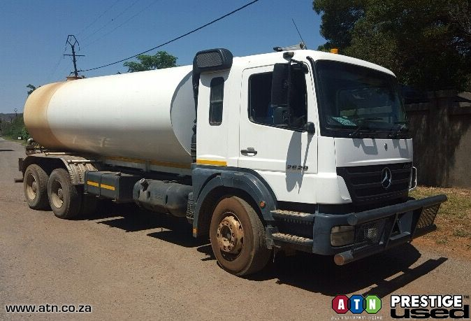 Atn prestige used used 2006 mercedes benz axor 2628 45 for Mercedes benz trucks for sale in south africa