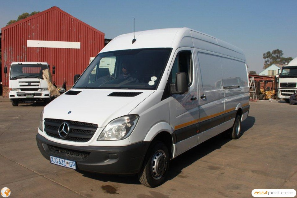 Atn prestige used used 2008 mercedes benz 518 cdi xl for 2008 mercedes benz truck