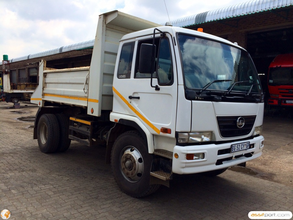 nissan tipper truck trucks for sale in south africa on autos post. Black Bedroom Furniture Sets. Home Design Ideas