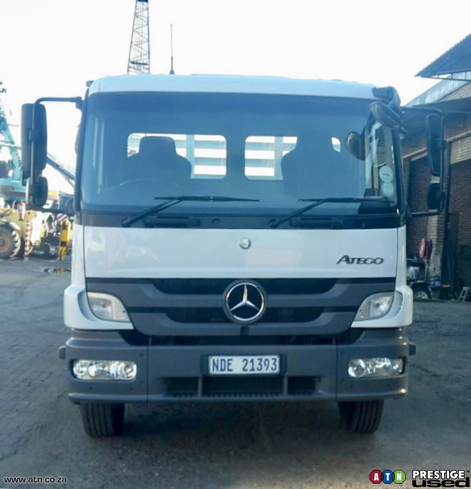 Atn prestige used used 2014 mercedes benz atego 1318 48 for Mercedes benz truck 2014