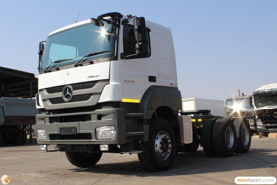 Atn prestige used used 2011 mercedes benz axor 3340s 33 for Mercedes benz truck for sale
