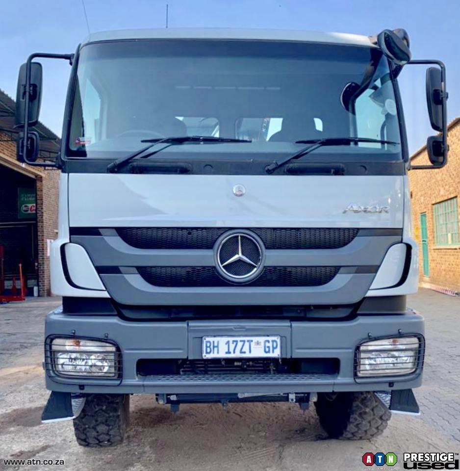 Atn Prestige Used Used 2011 Mercedes Benz Axor 1823ak: ATN Prestige Used™ > Used 2011 Mercedes-Benz AXOR 1823AK